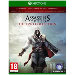 Videogioco Ubisoft - Assassins creed the ezio collection