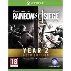 Jeu vidéo Tom Clancy's Rainbow Six Siege - Year 2 Gold Edition - Xbox One - italien