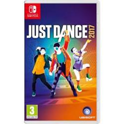 Jeu vidéo Just Dance 2017 - Nintendo Switch - italien