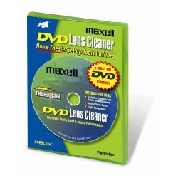 Produit de nettoyage Maxell - Chiffons de nettoyage (pack de 50 )