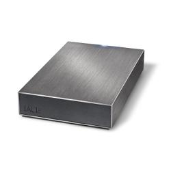 Disque dur externe LaCie Minimus - Disque dur - 3 To - externe (de bureau) - USB 3.0 - aluminium