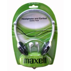 Casque Maxell - Maxell HPC-2 Combo Pack -...