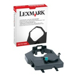 Ruban Lexmark - 1 - à rendement élevé - noir - ruban de réencrage - pour Forms Printer 2480, 2481, 2490, 2491, 2580, 2581, 2590, 2591