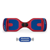Hoverboard Nilox - Doc hoverboard plus red 6.5