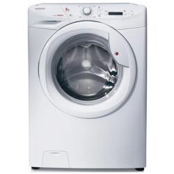 Lave-linge Hoover VisionTECH VT 810D1-30 - Machine à laver - pose libre - largeur : 60 cm - profondeur : 52 cm - hauteur : 85 cm - chargement frontal - 8 kg - 1000 tours/min