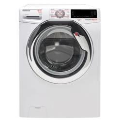 Machine à laver séchante Hoover Dynamic Next WDMT 4138AH/1-S - Machine à laver séchante - pose libre - largeur : 60 cm - profondeur : 67 cm - hauteur : 85 cm - chargement frontal - 13 kg - 1400 tours/min - blanc