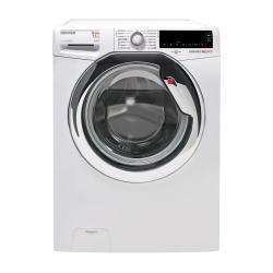 Machine à laver séchante Hoover Dynamic Next WDXA 596 AH - Machine à laver séchante - pose libre - largeur : 59.5 cm - profondeur : 58 cm - hauteur : 85 cm - chargement frontal - 66 litres - 9 kg - 1500 tours/min - blanc