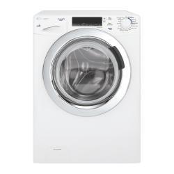 Lave-linge Candy GrandÓ Vita GV 138TWHC3/1-01 - Machine à laver - pose libre - largeur : 60 cm - profondeur : 52 cm - hauteur : 85 cm - chargement frontal - 54 litres - 8 kg - 1300 tours/min - blanc