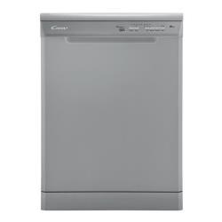 Lave-vaisselle Candy Evo Space CDPE 6333L - Lave-vaisselle - pose libre - largeur : 60 cm - profondeur : 60 cm - hauteur : 85 cm - argenté(e)