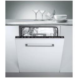 Lave-vaisselle intégrable Candy CDIM 2412 - Lave-vaisselle - intégrable - Niche - largeur : 60 cm - profondeur : 55 cm - hauteur : 81.8 cm