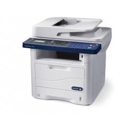 Imprimante laser multifonction Xerox WorkCentre 3315V_DN - Imprimante multifonctions - Noir et blanc - laser - Legal (216 x 356 mm) (original) - A4/Legal (support) - jusqu'� 31 ppm (impression) - 300 feuilles - 33.6 Kbits/s - USB 2.0, LAN, h�te USB