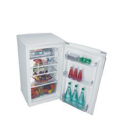 Réfrigérateur Iberna ITOP 130 - Réfrigérateur avec compartiment freezer - pose libre - largeur : 48 cm - profondeur : 51 cm - hauteur : 84 cm - 92 lit