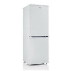 Réfrigérateur Candy Futura CFM 2050/1 E - Réfrigérateur/congélateur - pose libre - largeur : 49.5 cm - profondeur : 58 cm - hauteur : 143.8 cm - 160 litres - congélateur bas - classe A+ - blanc