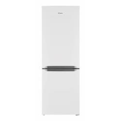 Réfrigérateur Candy CFM 14502W - Réfrigérateur/congélateur - pose libre - largeur : 50 cm - profondeur : 56.6 cm - hauteur : 143 cm - 165 litres - con