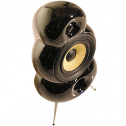 Haut-parleurs Scandyna Minipod - Haut-parleur - 2 voies - noir