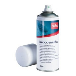 Noboclene Plus - Spray nettoyant pour tableau blanc - 400 ml - pour P/N: QBPC9060, QBPE1812, QBPE9060, QBPF1290, QBPF1812, QBPF9060, QBPK9060, QBPM1290B