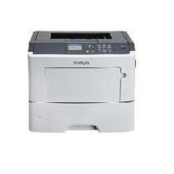Imprimante laser Lexmark MS510dn - Imprimante - monochrome - Recto-verso - laser - A4/Legal - 1200 x 1200 ppp - jusqu'à 42 ppm - capacité : 350 feuilles - USB, Gigabit LAN