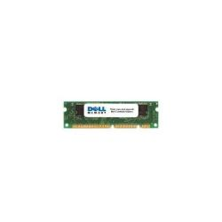 Extension mémoire imprimantes Dell - DDR2 - 512 Mo - SO DIMM 200 broches - 667 MHz / PC2-5300 - mémoire sans tampon - non ECC - pour Workgroup Laser Printer 5330dn