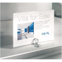 GBC Peel'n Stick - 125 microns - pack de 100 - blanc mat - A3 (297 x 420 mm) pochettes plastifiées
