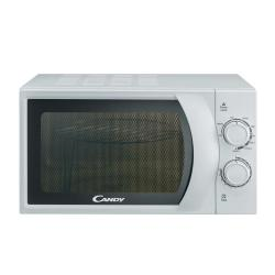 Micro ondes Candy CMG 2071 M - Four micro-ondes grill - pose libre - 20 litres - 700 Watt - blanc