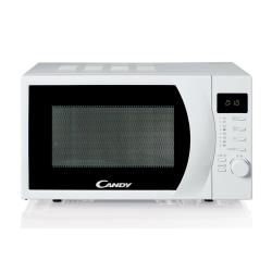 Micro ondes Candy CMW2070DW - Four micro-ondes monofonction - pose libre - 20 litres - 700 Watt - blanc