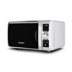 Micro ondes Candy EGO G25DCCH - Four micro-ondes grill - pose libre - 25 litres - 900 Watt - Inox m�tallis�