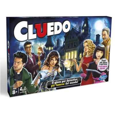 Hasbro - CLUEDO REFRESH