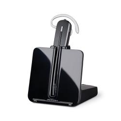Plantronics CS 540A - CS500 Series - casque - convertible - sans fil - DECT - avec Plantronics APS-11 Electronic Hook Switch