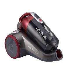 Aspirateur Hoover Reactiv RC71_RC200 - Aspirateur - traineau - sans sac - 700 Watt - rouge/brun