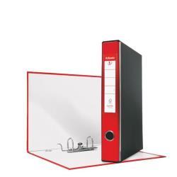 Boîte à archive Esselte Eurofile - Classeur à levier - 50 mm - A4 - rouge