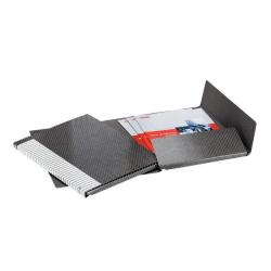 Porte-documents Esselte Delso Line - Chemise à 2 rabats - 15 mm - 250 x 320 mm (pack de 6)