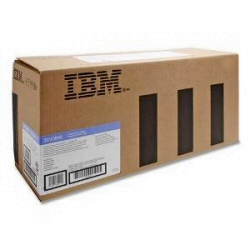 Toner IBM - Toner ciano extra hy and return