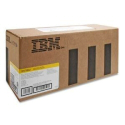 Toner IBM - Toner yellow extra hy and return