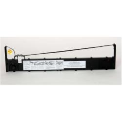 Ruban GENICOM - 1 - noir - ruban tissu - pour Serial Matrix 3810s, 3840ep, 3910is, 3940ip
