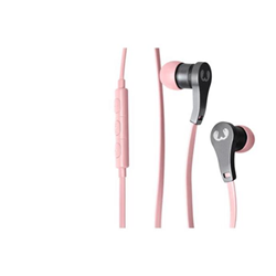Fresh 'n Rebel Lace Earbuds - Écouteurs avec micro - intra-auriculaire - jack 3,5mm - isolation acoustique - cupcake