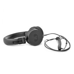 Fresh 'n Rebel Caps - Casque avec micro - sur-oreille - jack 3,5mm - isolation acoustique - ciment