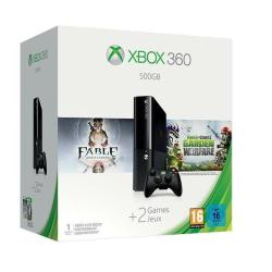 Console XBOX 360+PLANTS+FABLE Anniversary
