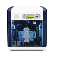 Imprimante 3D XYZprinting da Vinci 1.0 Aio - Imprimante 3D - FFF - taille de construction jusqu'à 200 x 200 x 190 mm - couche : 0.1 mm - USB 2.0