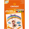 Canson - CANSON Little Kids - Bloc à...