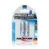 Pile Ansmann - ANSMANN maxE Wireless Mouse and...