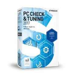 Software MAGIX - Pc check and tuning 2017