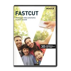 Software MAGIX - Magix fastcut 2017