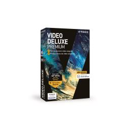 Software MAGIX - Video deluxe premium