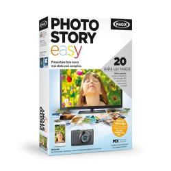 Logiciel MAGIX Photostory easy - (v. 2) - ensemble de boîtes - 1 utilisateur - Win