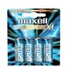 Pile Maxell - Maxell LR - Batterie 4 x type...