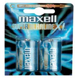 Pile Maxell Alkaline Ace LR14 - Batterie 2 x Alcaline