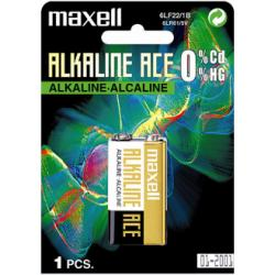 Pile Maxell 6LF 22 - Batterie 9V Alcaline
