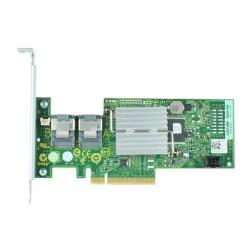 Controller raid Dell - Perc h200 raid adapter, data cable to be ordered separately - kit