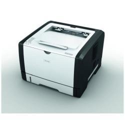 Imprimante laser Ricoh SP 311DNw - Imprimante - monochrome - Recto-verso - laser - A4 - 1200 x 600 ppp - jusqu'à 28 ppm - capacité : 300 feuilles - USB 2.0, LAN, Wi-Fi(n)