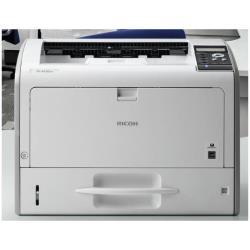 Imprimante laser Ricoh SP 6430DN - Imprimante - monochrome - Recto-verso - LED - Ledger - 1200 x 1200 ppp - jusqu'à 38 ppm - capacité : 600 feuilles - USB 2.0, Gigabit LAN, hôte USB 2.0